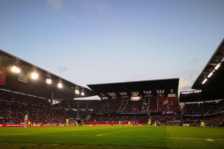 Le Stade Rennais est sous le coup d'une enquête de l'UEFA après le match contre Krasnodar.