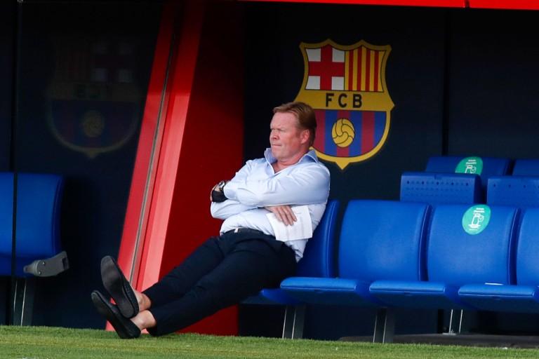 Le Barça privé de Ronald Araujo