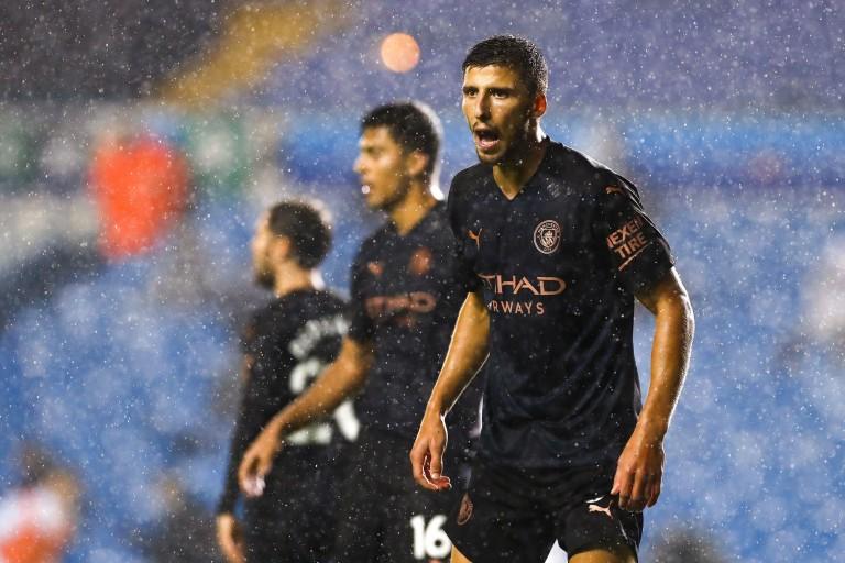 Manchester City a dépensé une fortune pour construire son effectif, à l'image de Ruben Dias.