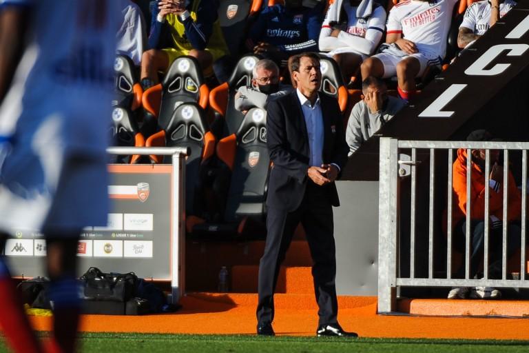 OL: Rudi Garcia pourrait perdre Houssem Aouar en janvier