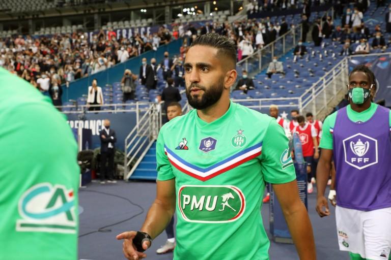 Ryad Boudebouz va quitter l'ASSE pour le Qatar