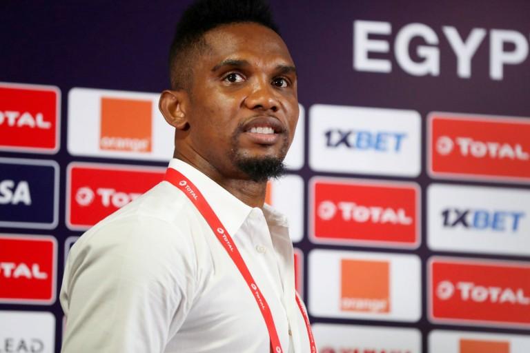Samuel Eto'o remonté contre France Football