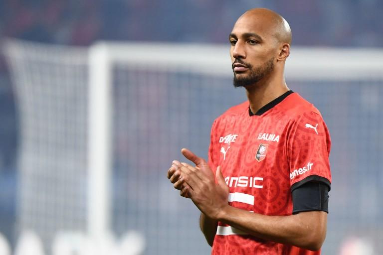 Steven Nzonzi est suspendu pour le déplacement du Stade Rennais au Séville FC.