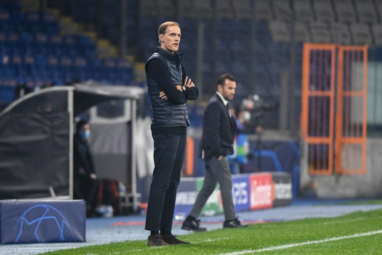 Thomas Tuchel le coach du PSG