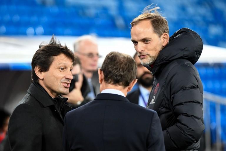 L'ambiance est toujours tendue au PSG entre Leonardo et Tuchel.