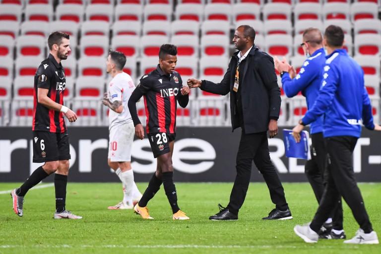 OGC Nice : Patrick Vieira attristé par l'attentat perpétré à Nice.