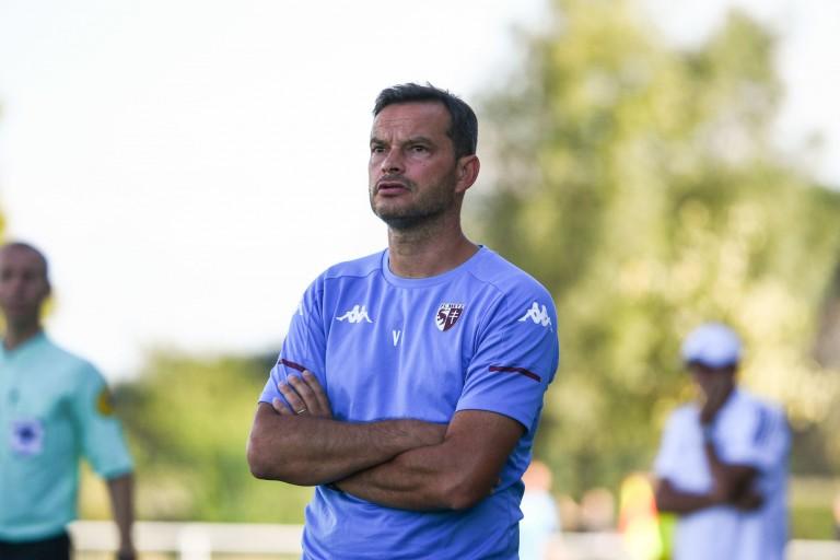Vincent Hognon, ancien entraîneur du FC Metz