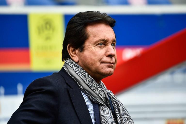 Waldemar Kita le président du FC Nantes