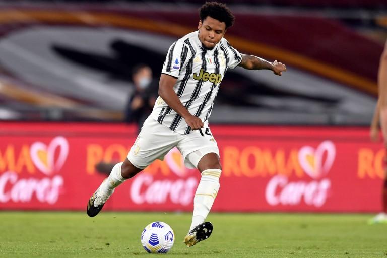 Weston McKennie a été testé positif au Covid-19, entraînant le confinement de toute l'équipe de la Juventus.