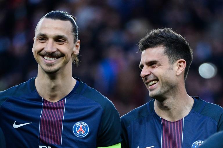 PSG : Thiago Motta raconte une scène entre Zlatan Ibrahimovic et Carlo Ancelotti.