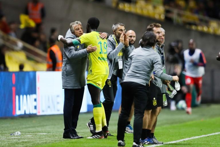 Le FC Nantes peut compter sur Abdoulaye Touré