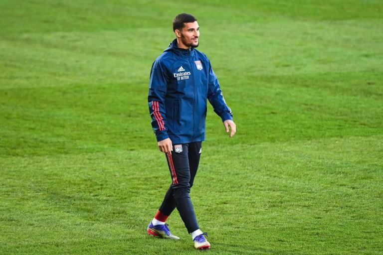 OL : Houssem Aouar privé de participation par Juninho contre le Stade de Reims