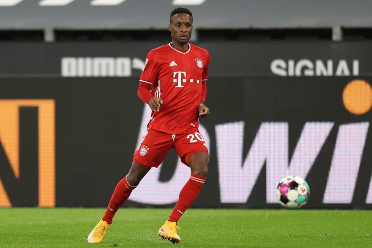 Bouna Sarr, ancien joueur de l'OM, pas au niveau du Bayern Munich.