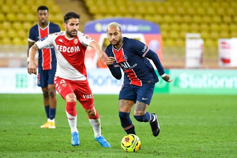 Fabregas sauveur de Monaco contre le PSG