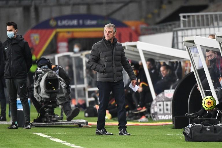 Christian Gourcuff le coach du FC Nantes