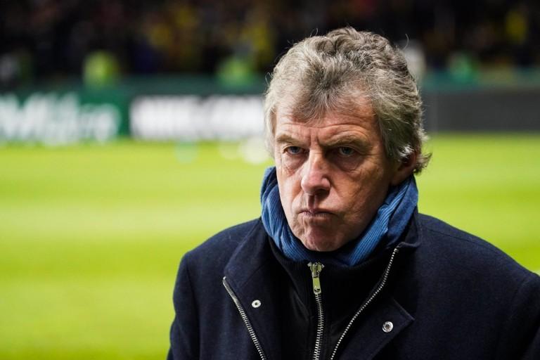 FC Nantes: Christian Gourcuff pas vraiment fan de Maradona