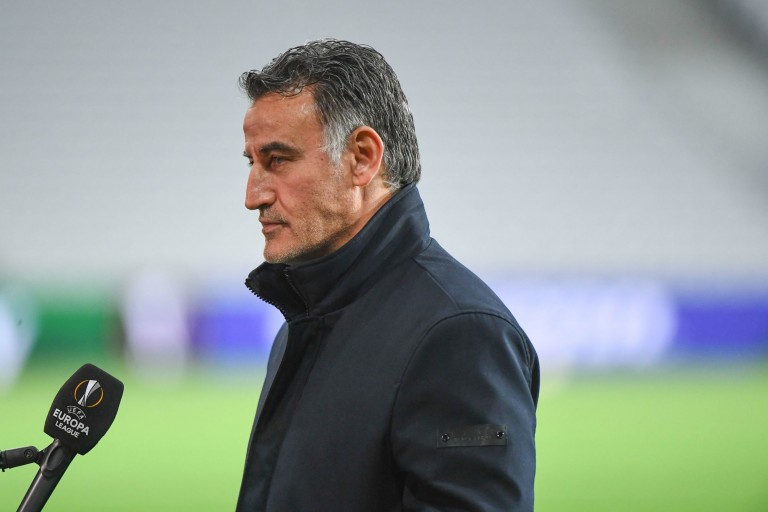 L'équipe probable contre l'AC Milan en Ligue Europa — LOSC