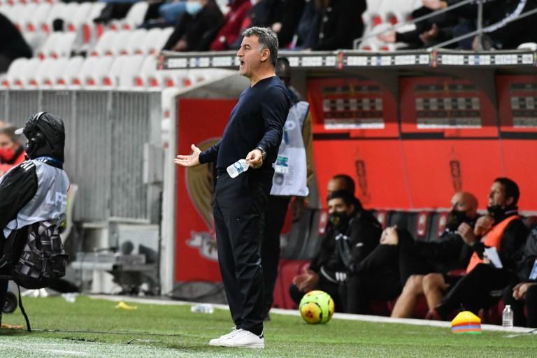 Christophe Galtier remonté avant Lorient