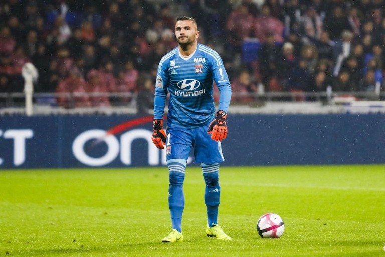 Anthony Lopes : Compos OL-ASSE