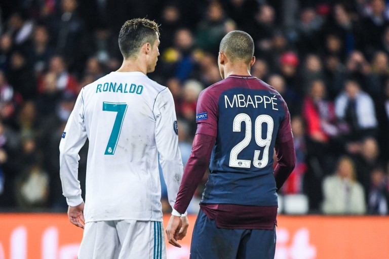 PSG Mercato : Un duo Cristiano Ronaldo - Kylian Mbappé