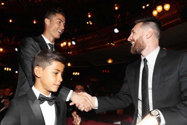 Barça : Kevin Prince Boateng place Lionel Messi au-dessus de Cristiano Ronaldo.