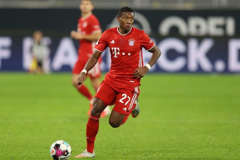 David Alaba, défenseur du Bayern Munich visé par le PSG.