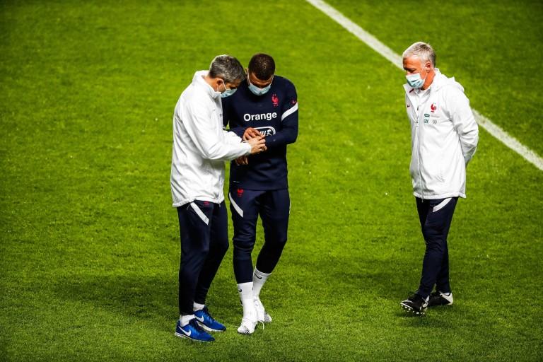 Didier Deschamps fracassé pour la convocation de Kylian Mbappé.