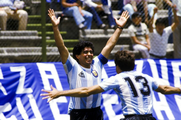 Diego Maradona, légende argentine du football, est décédé.