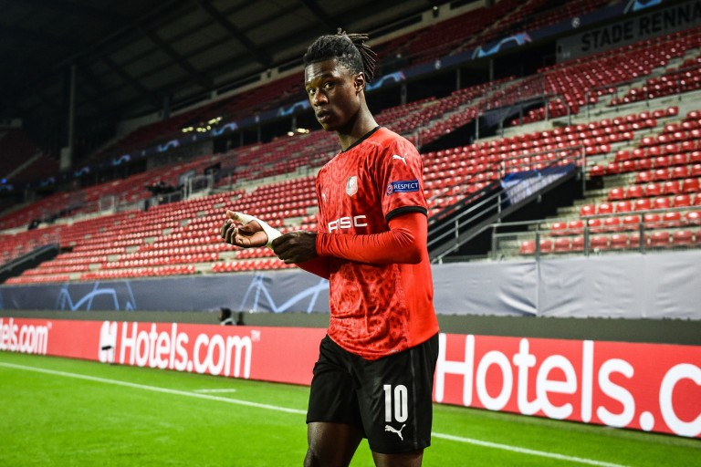 Eduardo Camavinga remplacé contre Strasbourg