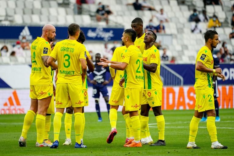 Kalifa Coulibaly de retour avec le FC Nantes