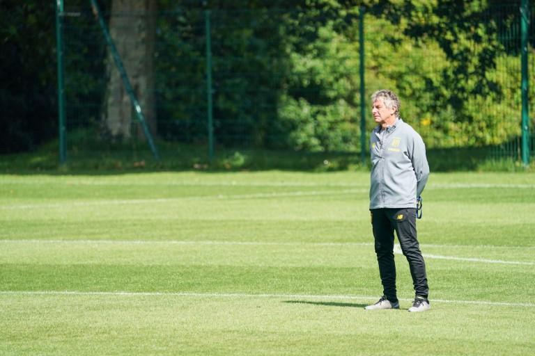 Gourcuff et les Canaris parmi les pires équipes — FC Nantes