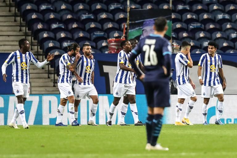 L'OM s'est de nouveau incliné en Ligue des champions, contre le FC Porto.