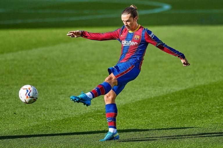 Antoine Griezmann, attaquant du Barça, s'éloigne d'un retour à l'Atlético de Madrid.
