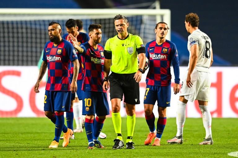 Barça : départ imminent d'Antoine Griezmann à cause de Messi ?