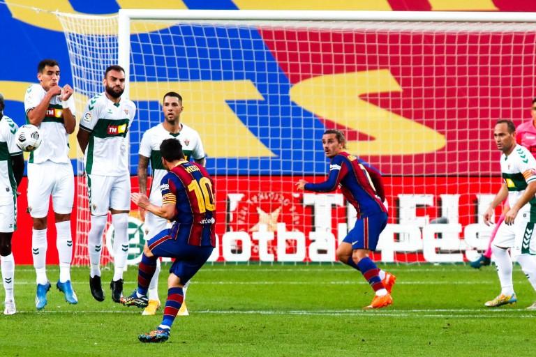 Griezmann a répondu à Font — Barça