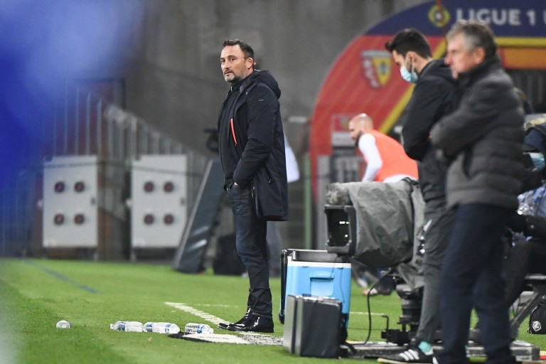 RC Lens : Grosse polémique, clash entre Haise et Gourcuff.