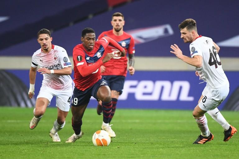 LOSC : Les notes des joueurs après le nul face à l'AC Milan.