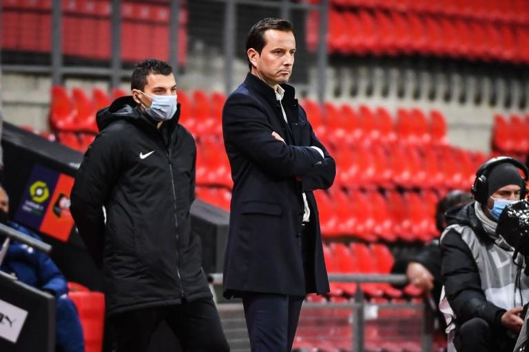 Stade Rennais : Stéphan en danger, le SRFC dans le doute.
