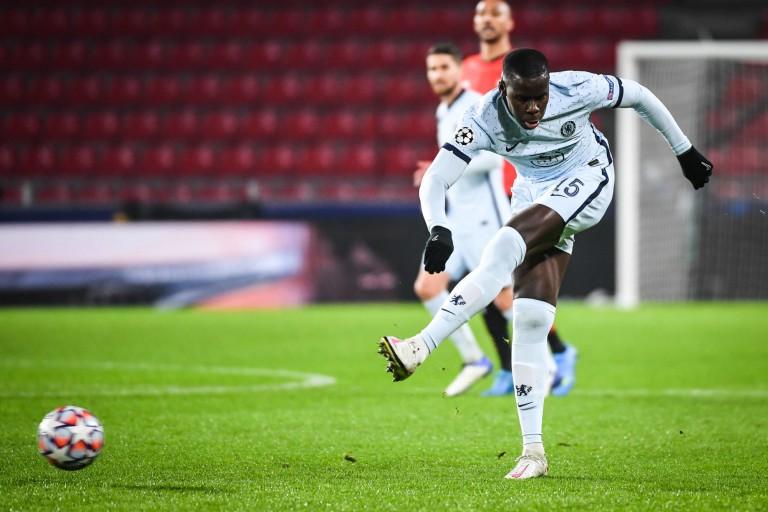 Stade Rennais : Quand Kurt Zouma conseille Eduardo Camavinga.