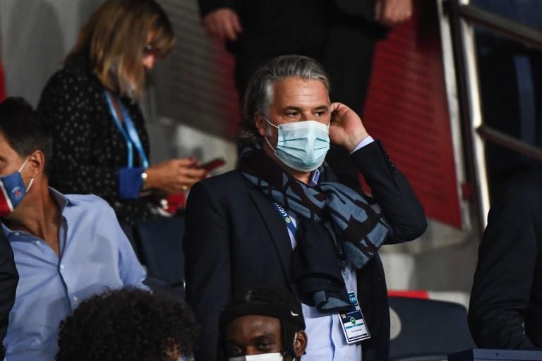 Ligue 1 : Vincent Labrune envisage de solliciter l'aide des fonds d'investissement pour sauver le football français