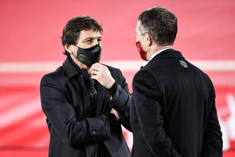 PSG Mercato : Raiola ferme la porte à un gros coup de Leonardo.