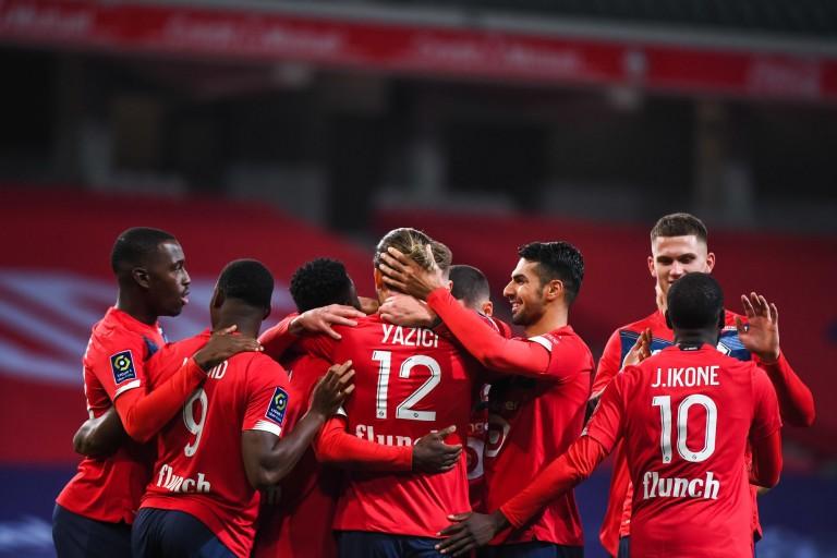 Le LOSC diminué contre Lorient