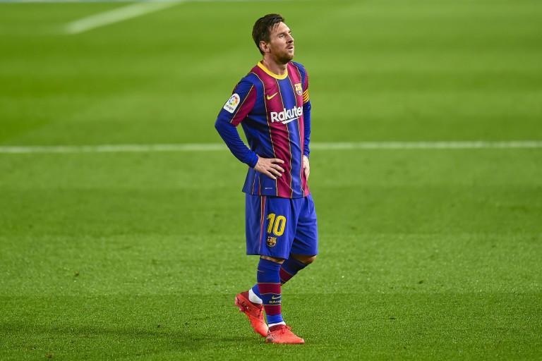 Lionel Messi agacé au sujet d'Antoine Griezmann