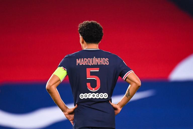 PSG : Marquinhos inquiet pour l'avenir européen de Paris.