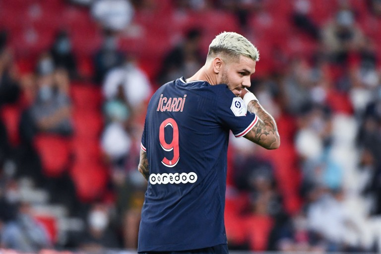 Icardi ne fera pas le déplacement avec les joueurs du PSG