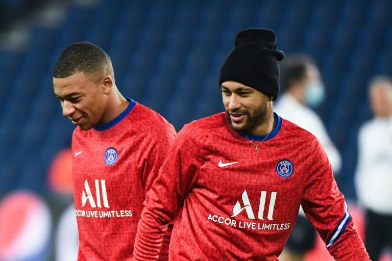 PSG Mercato : Ce qui cloche avec Neymar et Kylian Mbappé.