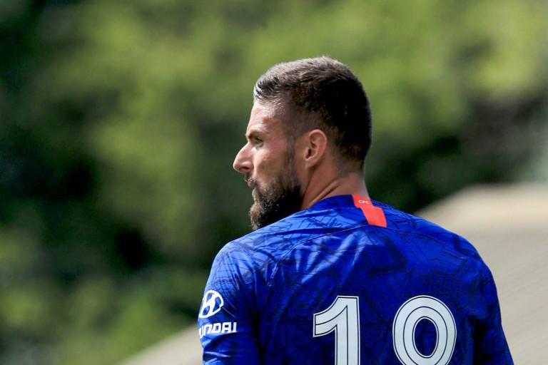 Mercato OM : Olivier Giroud sur le départ à Chelsea