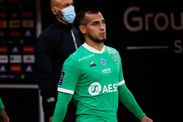 ASSE : Un problème de plus avec un joueur pour les Verts.