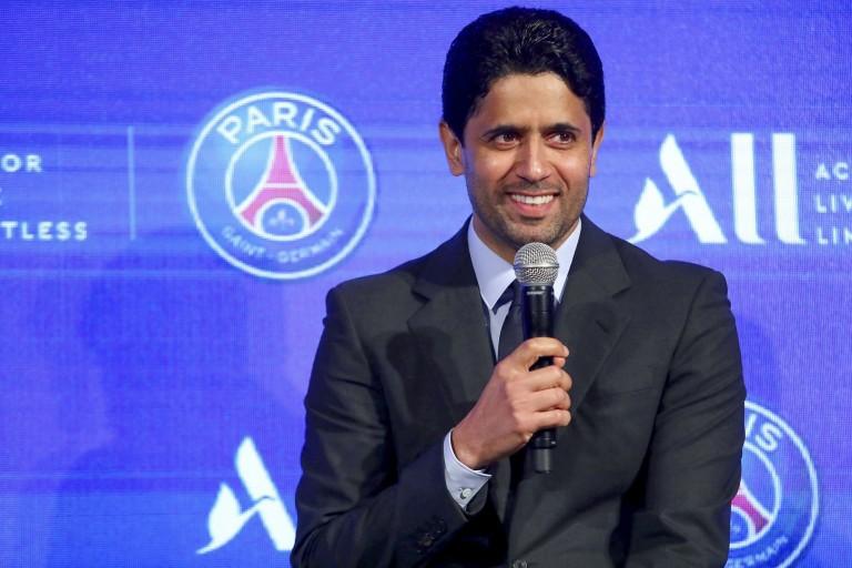 Nasser al-Khelaïfi et le PSG préparent une grosse opération mercato.