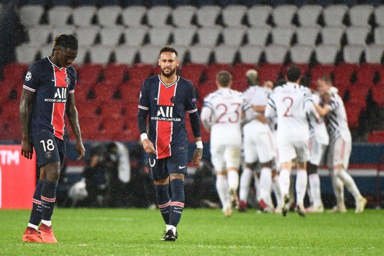 Le PSG récupère Moise Kean et Neymar Jr